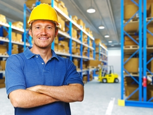 Durable industrial labels can be especially beneficial when companies are transporting and storing their products