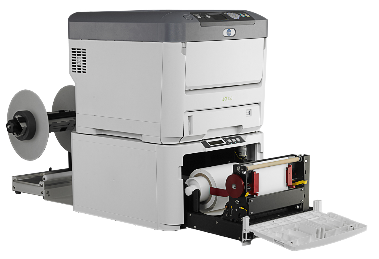 ISys Edge 850 Color Label Printer